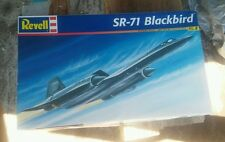 28-5810 REVELL 1/72nd SCALE LOCKHEED SR-71 BLACKBIRD PLASTIC MODEL KIT