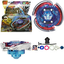 Beyblade Big Bang Pegasus 4D TOP METALL Fusion Fight Master + Launcher Spielzeug Spiele