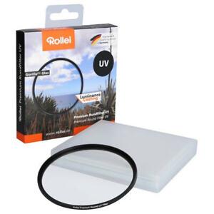 Rollei 82mm Premium UV Filter Gorilla glass