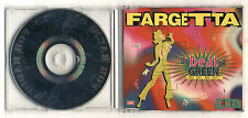 Cd FARGETTA The Beat of green May day May day PROMO RADIO Cds single singolo