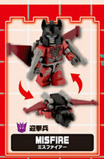 MISFIRE Transformers Kre-o Micro-Changers #11 Gashapon Capsule Kreon Takara Tomy