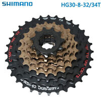 Shimano Altus CS-HG30 8 Speed Mountain Bike Bicycle Cassette 11-32T/34T New