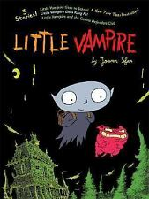 Little Vampire by Joann Sfar - Graphic Novel - School, Kung Fu, Canine Defenders