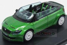 Skoda Fabia Rs2000 Roadster Concept Car 2011 Abrex 1:43 ABC804QA