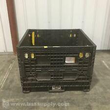 "Orbis 45""X 48""X 34"" BulkPak Folding Bulk Shipping Container  2697"