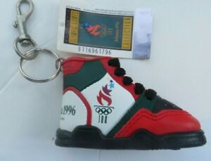 Vintage Atlanta Olympics shoe key ring  1996