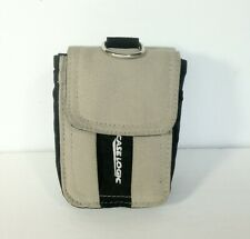 Case Logic Point and Shoot Camera Small Pouch Bag Soft Belt Loop