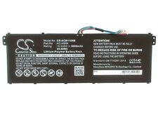 Replacement Battery for Gateway 5.2v 3000mAh / 45.60Wh Laptop Battery