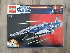 Lego Star Wars - 9515 The Malevolence - Mit Anleitung - Top Zustand