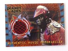 Planet of the Apes 2001 Gorilla Warrior Costume Card Tim Burton