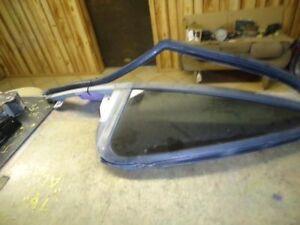 Driver Left Rear Door Vent Glass Fits 95-05 BLAZER S10/JIMMY S15 118248