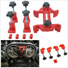 5 Pcs Universal Dual Cam Clamp Camshaft Timing Sprocket Gear Locking Tool