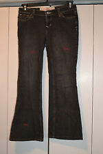 Ladies Lucky Jeans Dungarees Size 9