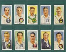 CRICKET - PLAYERS - C.C.S. PRISTINE SET OF 50  CRICKETERS  1938  CARDS   (REPRO)