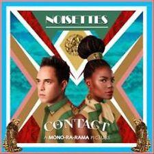 Contact by The Noisettes (CD, Aug-2012, Mono-Ra-Rama good)