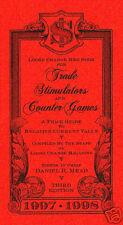Red Book Trade Stimulator Price Guide