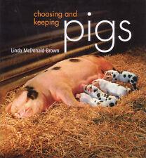 PIGS Linda McDonald-Brown **NEW COPY**