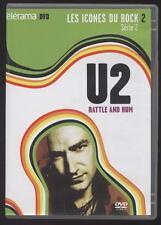 DVD U2 RATTLE AND HUM  NEUF SANS BLISTER LES ICONES DU ROCK 2 SERIE 2 MUSIQUE