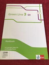 Green Line 3 Workbook  Lösungen G9 , Audio CDs, Übungssoftware Lehrerfassung