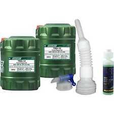 40L FANFARO TRD-12 SHPD 10W-30 Premium Motoröl NKW API CG-4/SL Auslaufhahn