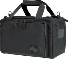 """Maxpedition Compact Range Bag 0621B Black. Approximate overall size 14"""" long x 1"""