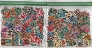 US BUREAU Precancels: Large Lot of over 900 Precancels! About 750 Different!
