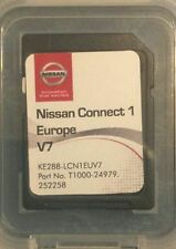 NAVIGATION NISSAN CONNECT 1 SD KARTE EUROPE V7 KE288-LCN1EUV7 2017