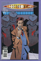 Doctor Who #6 2009 Fugitive Cover B Tony Lee Matthew Dow Smith IDW L