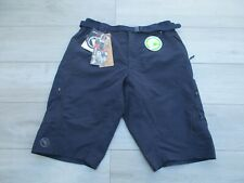 Endura Mens Hummvee II 2 Baggy Cycling Bike Shorts XL with Pockets Blue BNWT