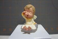 "1992 Hallmark QX4274 ""Mary's Angels- # 5  LILY "" Ornament"