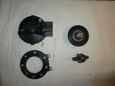 BMW K75 POWDER COATED DIFFERENTIAL HOUSING / COVER & GEAR
