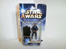 2004 Star Wars ROTJ Jabba's Palace Holographic Luke Skywalker Action Figure NOC