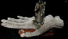 Mummified Hand of Glory,Myth,Folklore,Sideshow Gaff,Oddity,Prop,Macabre,Magic