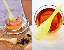 2 x Tadpole Teefilter Löffel Sieb Tee-Ei Teelöffel