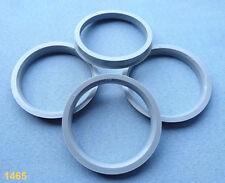 4 X anelli di centraggio 70.4 mm su 67.1 mm verde//gree.