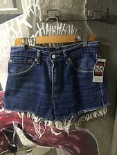 Vintage Levis 521 Shorts Modified In Sexy Way