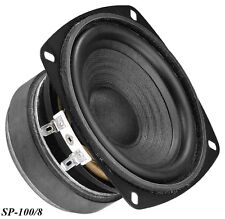 Monacor HiFi-Mitteltöner SP-100/8 60Wmax 86db/W 8Ohm 127mm