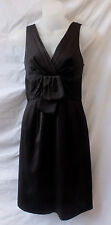 Basque Size 10 Little Black Dress Cocktail Party Evening Special Occasion AS NEW