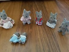 Sylvanian Families - Grey Mouse Family