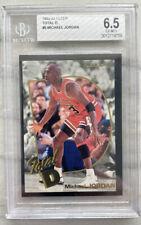 1992-93 FLEER TOTAL D #5 MICHAEL JORDAN BGS 6.5