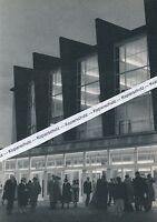 Freiburg im Breisgau - Stadthalle - um 1955             H 8-10