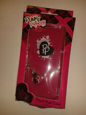 IPHONE 5 CASE* PUNKY PRINCESS PINK CASE * NEW BOX DAMAGE