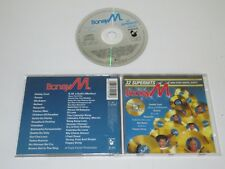 Boney M The Best Of 10 Années ( Hansa 610 550) CD Album De