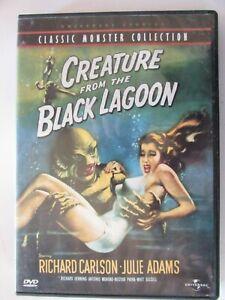 Creature from the Black Lagoon (1954) - Richard Carlson, Julie Adams - Region 1