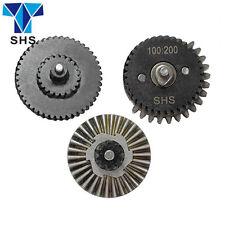 SHS 100:200 Helical Super Torque Gear Set For Ver.2 / 3 AEG Airsoft Gearbox