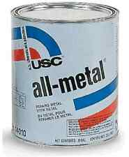 USC All-Metal Aluminum Filled Auto Body Filler (1 Quart) 14060