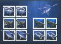Canada 2018 Fauna, Fishes, Sharks MNH** booklet