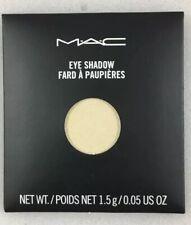 NEW MAC Eye Shadow REFILL NYLON NEW IN BOX 100% Authentic. From Mac Retail 1.5 G