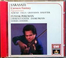 Spanish Violin Music (CD, Sep-1990, EMI Music Distribution)