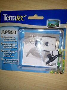 Tetratec APS50, Reparatursatz für Membranpumpe, Ersatzteilset, Membrane